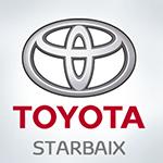 Logo Toyota Starbaix