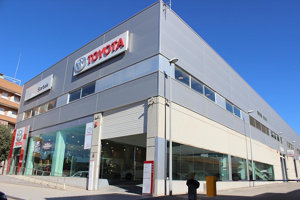Toyota Starbaix Molins de Rei
