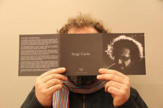 Carós mostra una nova cara en el disc que ha editat Toni Moreno // Jordi Julià