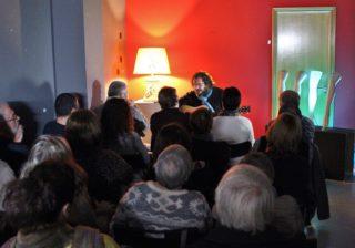 El disc de versions es va presentar en un acte en què es van vendre bona part dels 50 exemplars del disc // Jordi Romeu