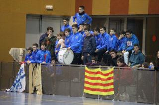 La Sinia Blues animant l'equip // Jose Polo