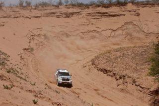 Xavi Foj en un moment de la jornada // Foj Motorsport Coopertires