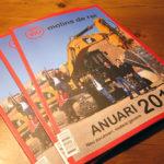 Viu Molins de Rei presenta l'anuari 2015, una publicació per conservar