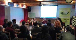 Imatge de la xerrada // cedida per La Barrina