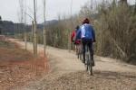 El tram recuperat de la riera de Vallvidrera // Ajuntament de Molins de Rei