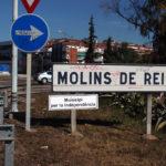 """Molins de Rei indica en els seus accessos que és un """"municipi per la independència"""""""