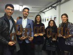 El grup Filagarsa del Foment, guanyadors del 37è Concurs de teatre vila de Pineda de Mar // Filagarsa