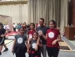 Les representants molinenques al Campionat d'Espanya // CH Molins de Rei