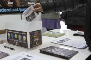 Les votacions pels pressupostos participatius acaben el 8 de maig // Ajuntament de Molins de Rei