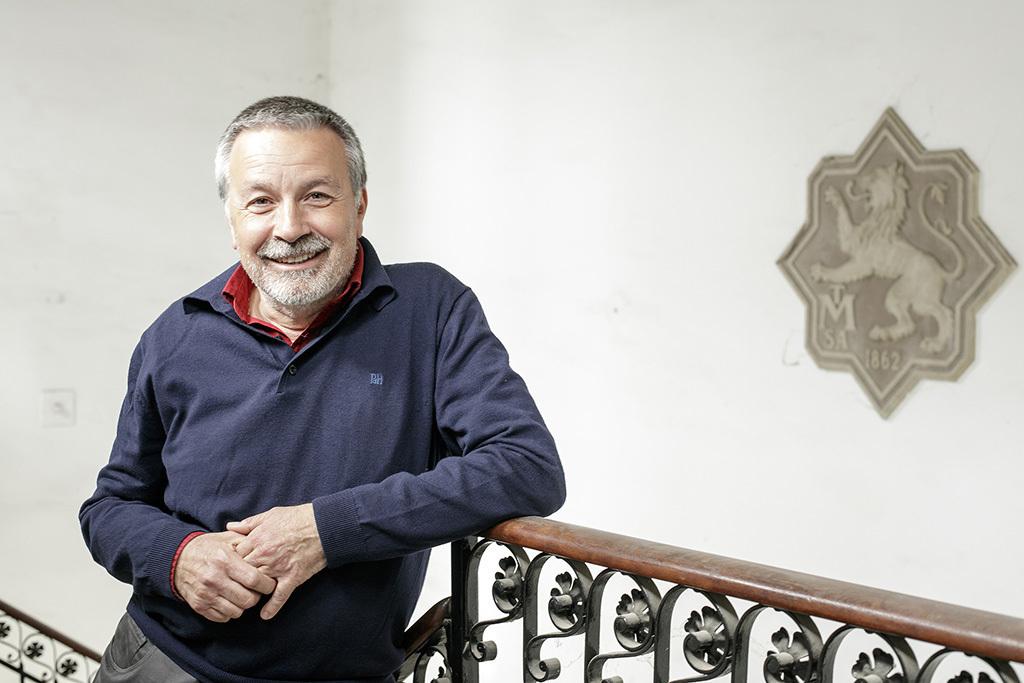 Manuel Julià a Can Malvehy // Xavi Gómez Roig