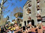 Pilars d'inici en la diada de Begues // Matossers de Molins de Rei
