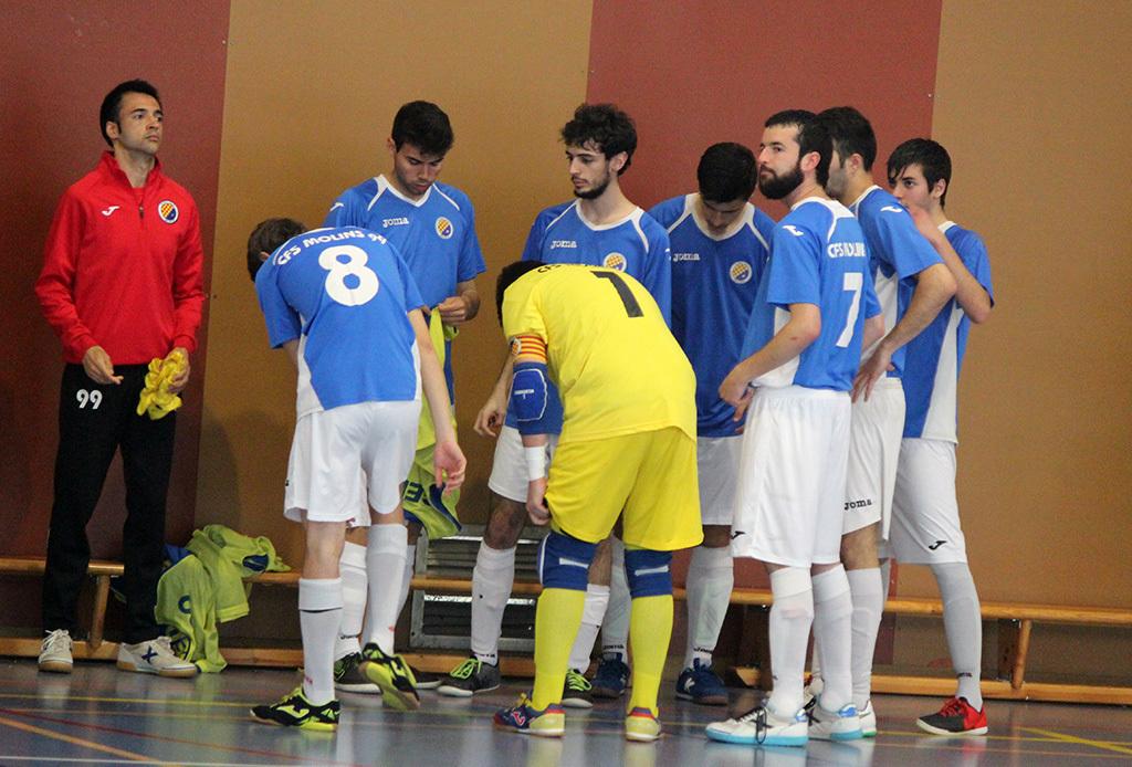 L'equip necessita una reacció // Jose Polo