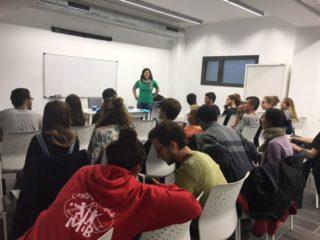 Una de les assemblees on es van presentar i debatre les propostes de la present convocatòria // Ajuntament de Molins de Rei
