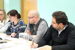 Imatge del grup municipal d'ERC // Jose Polo