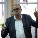 """José Zaragoza (PSC) sosté que """"només Pedro Sánchez pot substituir Mariano Rajoy"""""""