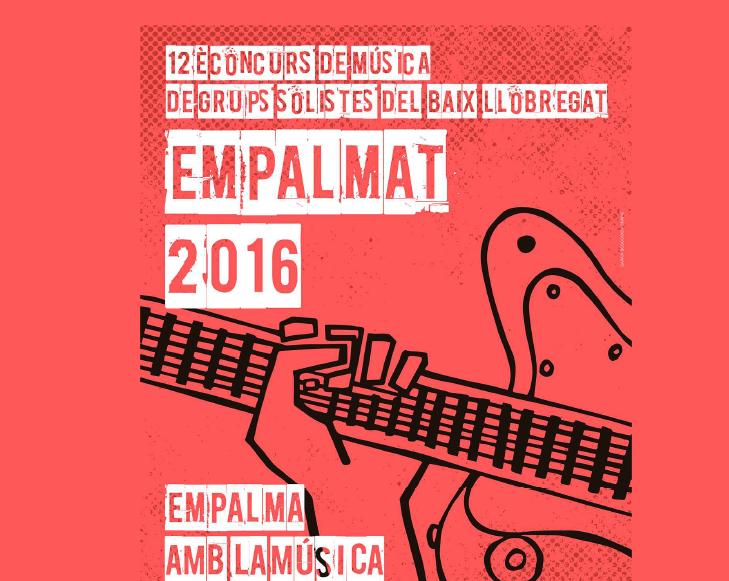 Cartell de l'Empalmat 2016 // Ajuntament de Molins de Rei