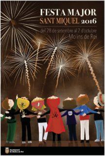 Cartell de la Festa Major 2016