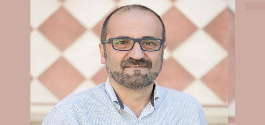 Marcel·lí Marín és el nou regidor de l'Ajuntament en substitució d'Eva Folquer // Ajuntament de Molins de Rei