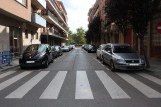 Imatge del carrer Sant Sebastià // Jose Polo