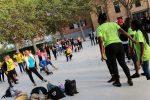 Renau ballant a la pista de la Federació Obrera // Jose Polo
