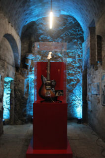 L'exposició ha recuperat la capella del Palau dels Requesens com a espai expositiu // Jordi Julià