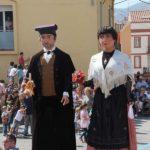 El Miquel i la Montserrat es llueixen per la Festa Major
