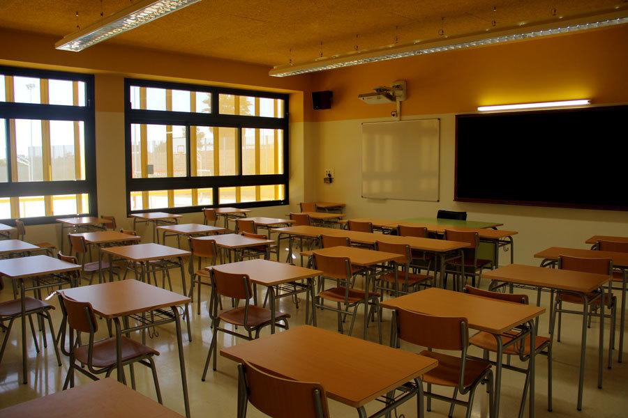 Les aules són més grans que a l'antic institut // Jordi Julià