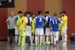 L'equip durant un temps mort // Jose Polo