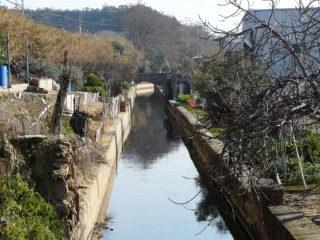 Una imatge del Canal de la Infanta // Wikipedia