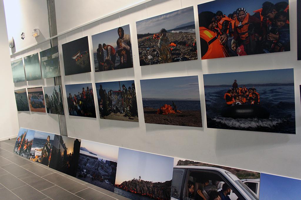 Part fotogràfica de l'exposició // Jose Polo