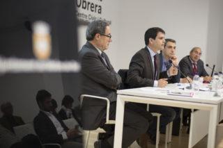 El Cercle d'Infraestructures va fer la seva trobada a Molins de Rei per parlar del Llobregat // Ajuntament de Molins de Rei