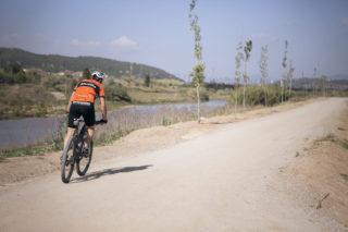 Una part de la riba del Llobregat al pas per Molins de Rei s'ha arreglat recentment // Ajuntament de Molins de Rei