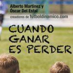 Un llibre d'Alberto Martínez reflexiona sobre la competitivitat en el futbol base