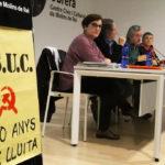 Iniciativa es retroba recordant els orígens del PSUC com a confluència