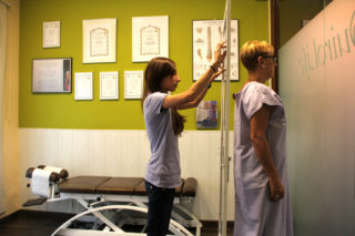 Abans de fer l'ajustament, es fa una diagnosi per detectar els bloquejos