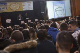 Imatge del Dia de l'Emprenedor // Ajuntament de Molins de Rei