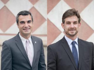 Joan Ramon Casals i Xavi Paz