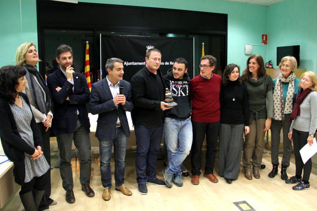 Entrega primer memorial Josep Maria Salas Gueopic