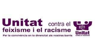 Logotip d'Unitat Contra el Feixisme i el Racisme Molins de Rei
