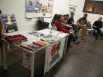 Membres d'Ecologistes en Acció del Baix Llobregat i de Granollers en Transició van apadrinar la creació del grup local // Ecologistes en Acció - Molins en Transició