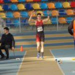 Joan Moreno es converteix en el primer subcampió d'Espanya de l'Atletisme Molins de Rei