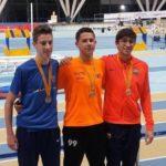 Oscar Quesada és el nou campió de Catalunya júnior de salt d'alçada