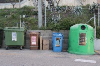 Com a part del nou contracte, es canviaran els contenidors // Jordi Julià