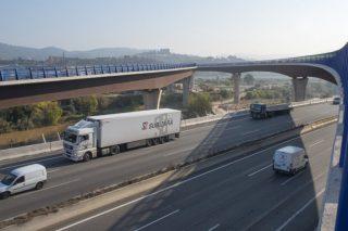 El viaducte està fet però s'ha de completar l'enllaç // Ajuntament de Castellbisbal