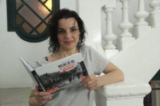 """La historiadora Marta Gelabert reprèn la feina iniciada a """"L'Abans"""" // Jordi Julià"""