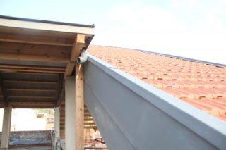 Tota la teulada s'ha fet de nou // Jordi Julià