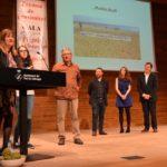 Molins de Rei Acull rep el premi Aigües Braves del diari 'El Llobregat'