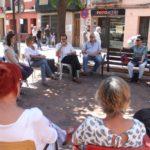 Molins Acull ensenya el vincle de la venda d'armes espanyoles amb l'arribada de refugiats
