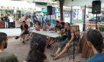 Refugiats sirians i molinencs que han fet de voluntaris van explicar les seves experiències // Mercè Sellés