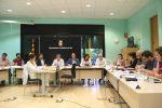 L'oposició va portar el cas de les tarifes de l'aigua al ple del mes de maig // Jordi Julià